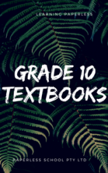 GRADE TEN eTEXTBOOKS