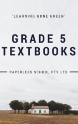 GRADE FIVE eTEXTBOOKS