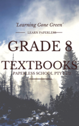 GRADE EIGHT eTEXTBOOKS