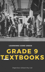 GRADE NINE eTEXTBOOKS