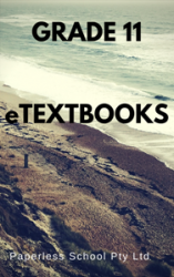 GRADE ELEVEN eTEXTBOOKS