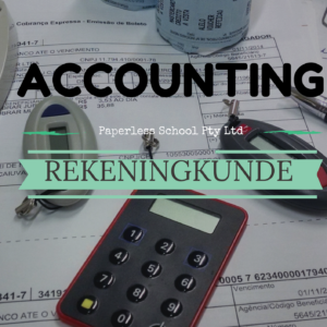 GR10 ACCOUNTING / REKENINGKUNDE