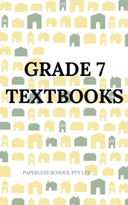 GRADE SEVEN eTEXTBOOKS