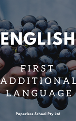 GR11 ENGLISH FIRST ADDITIONAL LANGUAGE