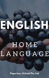 GR11 ENGLISH HOME LANGUAGE